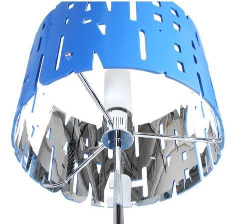 Camus Floor Lamp from Palette Industries