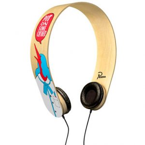 David Burel + Parra Headphones