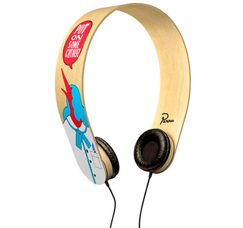 David Burel + Parra Headphones in technology  Category