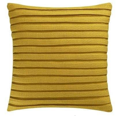 CB2 Pleat Pillow