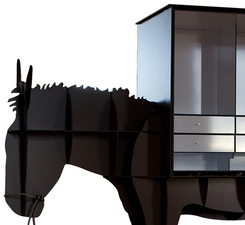 Martin the Mule in main home furnishings  Category