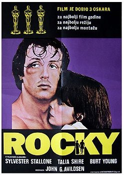 Rocky Poster - Fears and Kahn