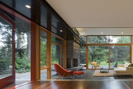 Woodway Residence in Washington by Bohlin Cywinski Jackson in main architecture  Category