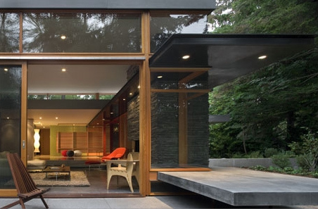 Woodway Residence in Washington by Bohlin Cywinski Jackson
