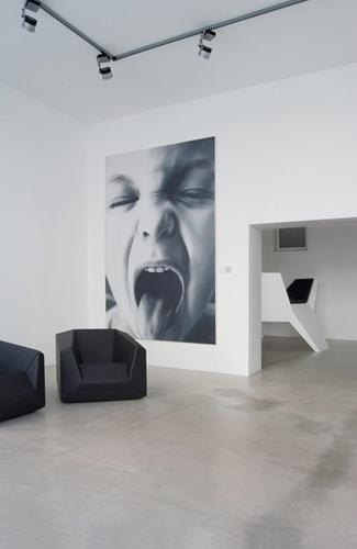 Thomas Feichtner Pixelhotel Room in main interior design  Category