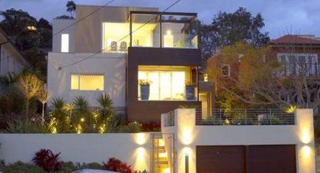 Denman House in Australia by Corben Architects