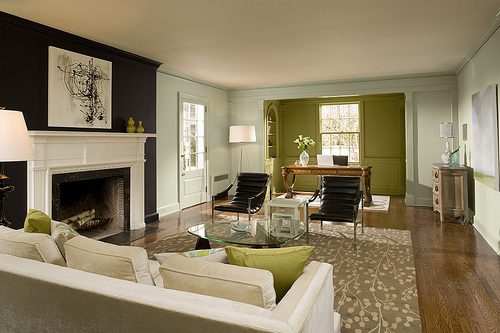 Benjamin Moore Inspiration in main interior design  Category