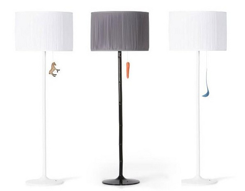 Bamboo Lamp by Moooi