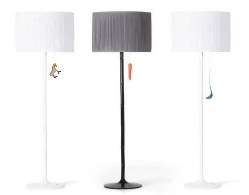 Bamboo Lamp by Moooi
