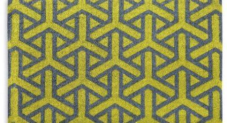 Geo Doormat