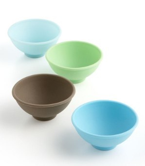 Martha Stewart Collection Silicone Pinch Bowls