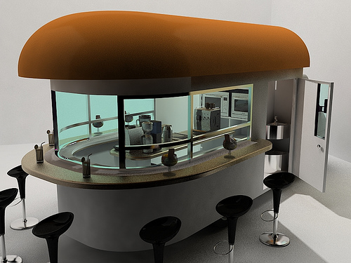 Mobile Coffee Shop in technology main architecture  Category