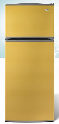 Amanas New Color Refrigerators