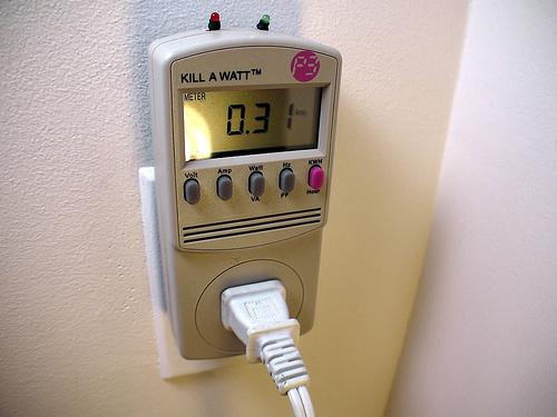 Greener Gadgets: Tweet-a-Watt