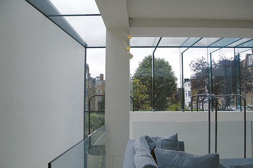 Residence in London by PSLAB in main architecture  Category