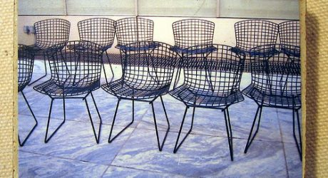 Bertoia Chair Photographs