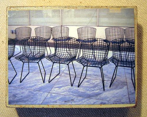 Bertoia Chair Photographs