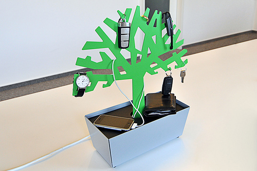 Tree of charge