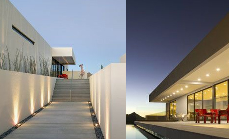 Bradley Residence in Arizona by Michael P. Johnson in architecture  Category