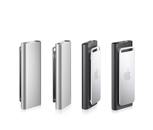 Apple iPod Shuffle in technology main  Category