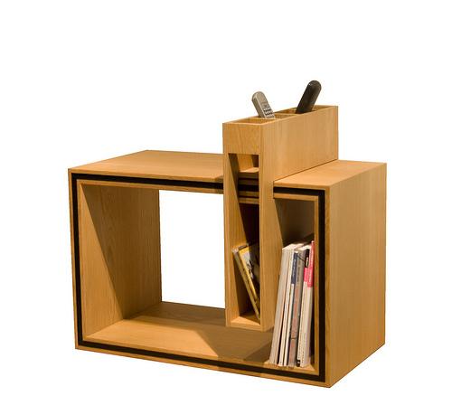 Media Table - Lounge Furniture