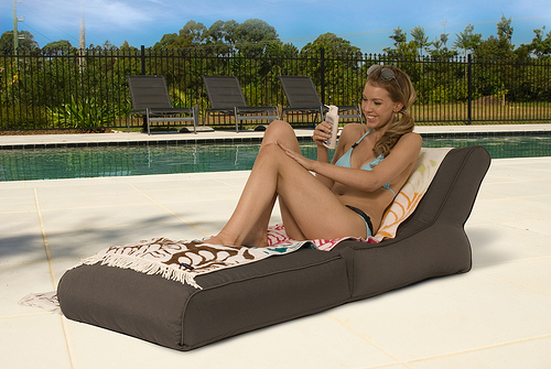 Outdoor Bean Bags in home furnishings  Category