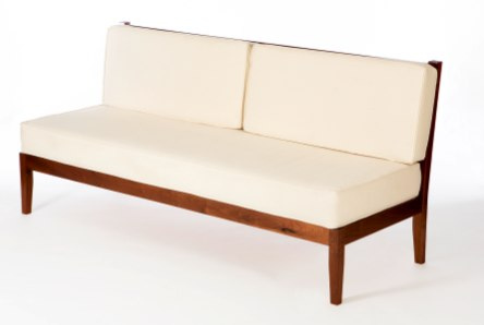 Michael Moran - Walnut Sofa
