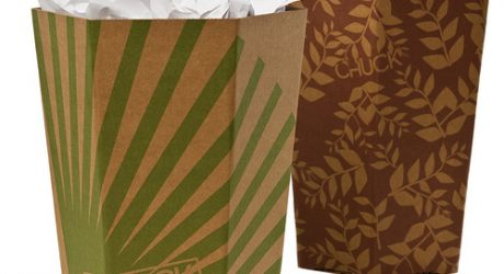Chuck Waste Paper Basket