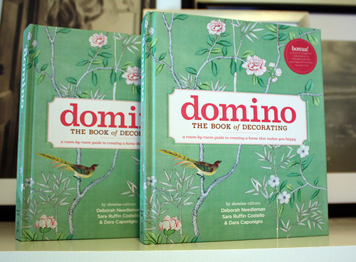 Domino Book Giveway!