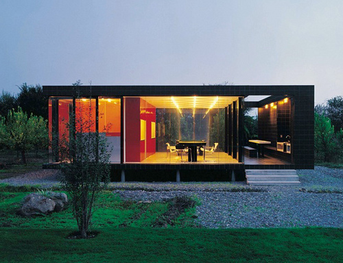 20x20 House, Chile, by Felipe Assadi and Francisca Pulido