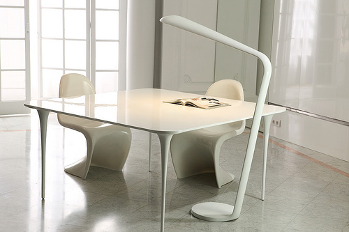 Sigma (white) from Vibia