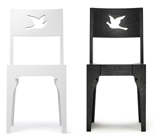 James Owen Design Rave and Dove Chairs