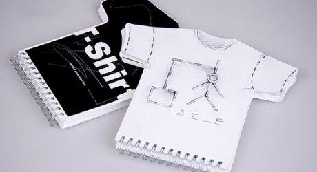 T-Shirt Sketchbook