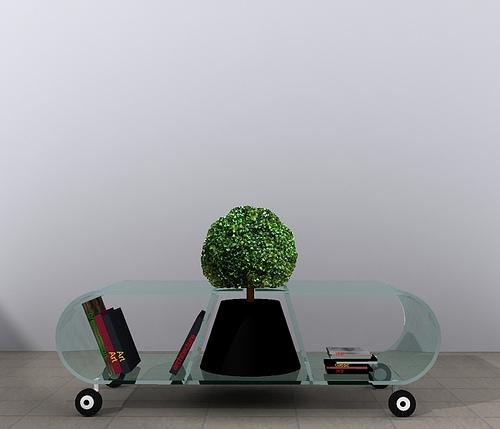 GREEN = TECH in main home furnishings  Category