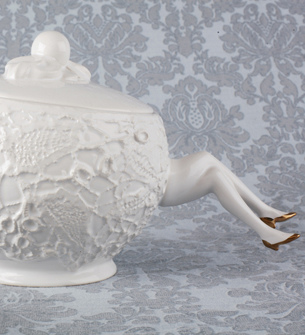 Legs Tea Set in main home furnishings  Category