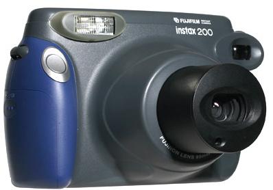 Fujifilm's Instax 200