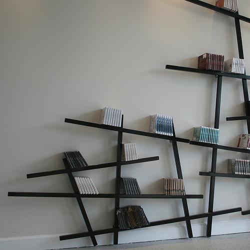Mikado Bookshelf