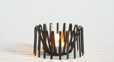 Tarantula Tea Light