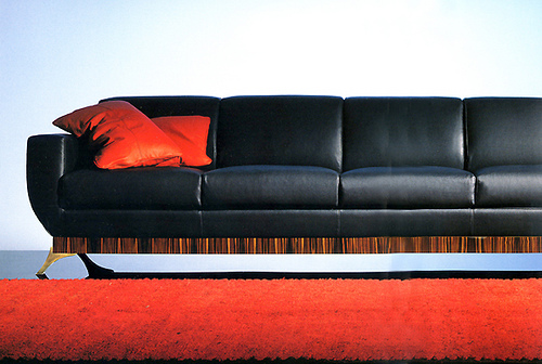 Macassar Sofa