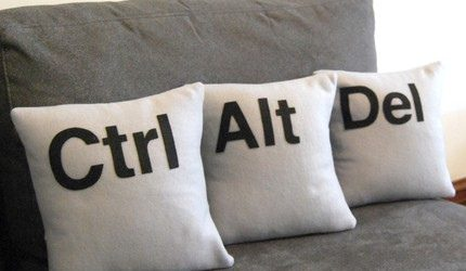 Nerdy Pillows