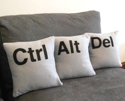 Nerdy Pillows