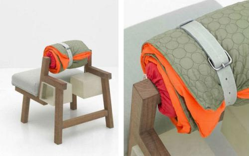 Backpack Sofa & Stool in home furnishings  Category