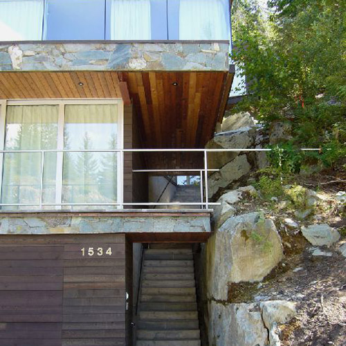 Modern Mountain Homes