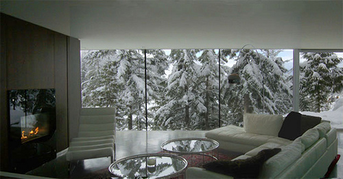 Modern Mountain Homes in architecture  Category
