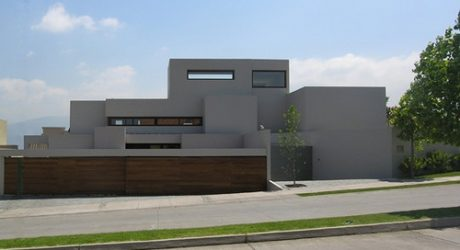 Casa Budnik Ergas in Chile by Gonzalo Mardones Viviani