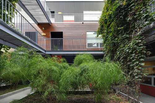 1050 Gardner in California by Lorcan OHerlihy Architects in main architecture  Category