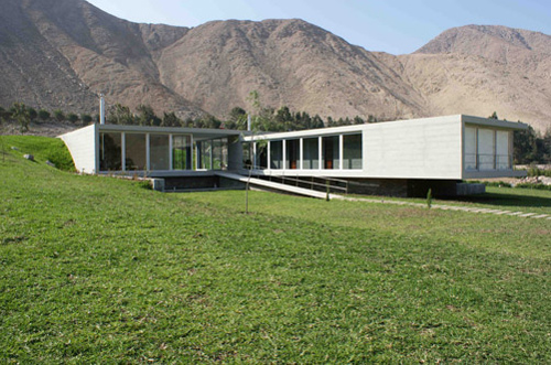 House in the Andes by Juan Carlos Doblado in main architecture  Category