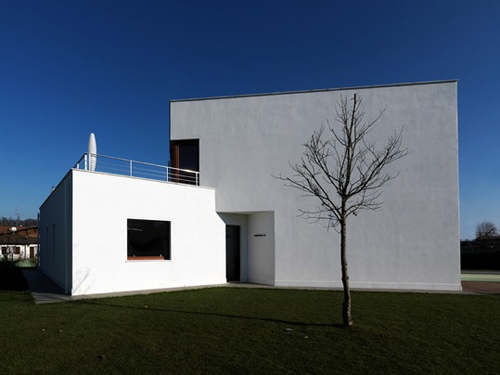 B House in Italy by Damilano Studio in main architecture  Category