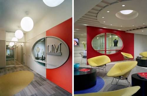 LIM Fashion College Gets A Makeover in main interior design  Category