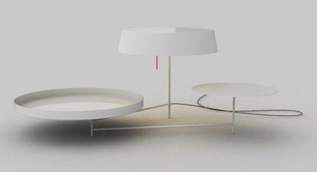 Accueil Lamp by Arnaud Lapierre